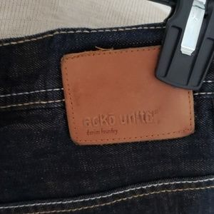 Ecko Unlimited Shorts - Men's Ecko Unltd Baggy-Fit Jean Shorts:34